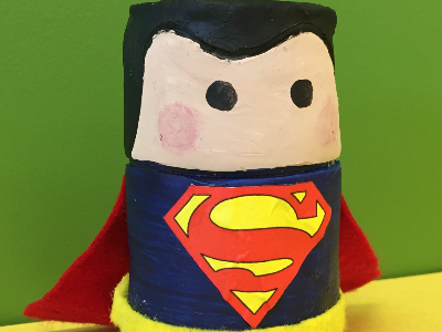 Superheroes to the Rescue Summer Camp (4-9 Years)